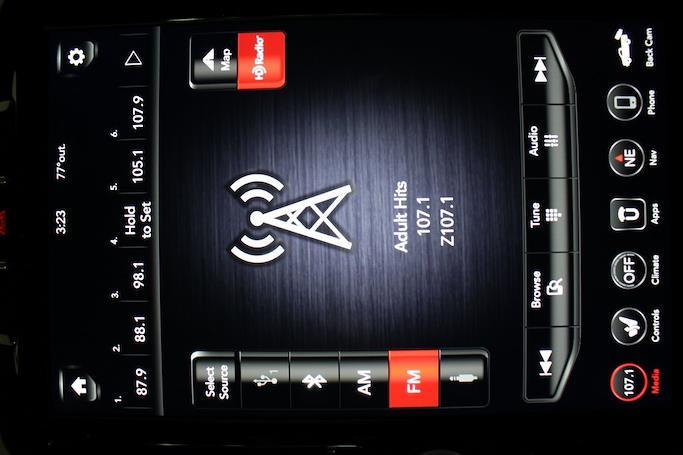 2021 Ram 1500 Crew Cab 4x4, Pickup #M210865 - photo 20