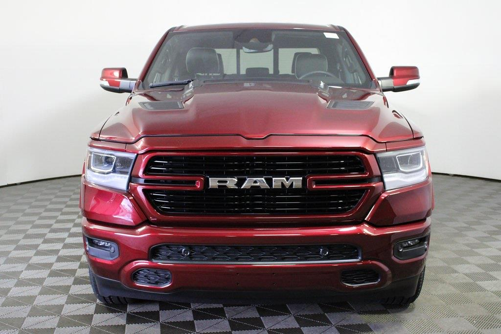2021 Ram 1500 Crew Cab 4x4, Pickup #M210878 - photo 8