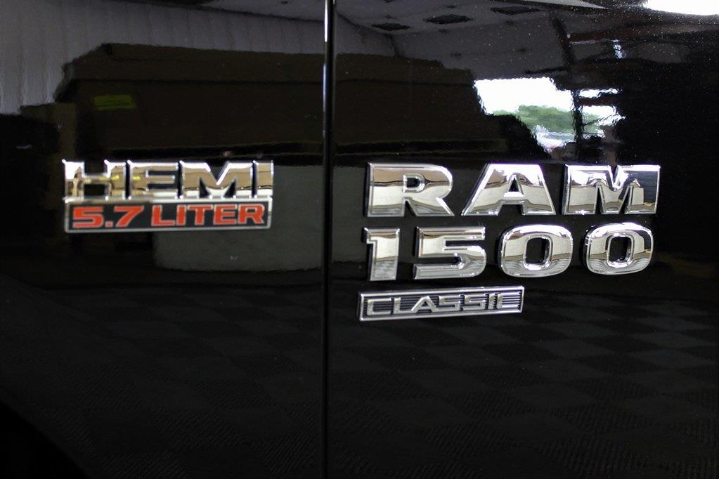 2021 Ram 1500 Classic Regular Cab 4x4, Pickup #M210909 - photo 11