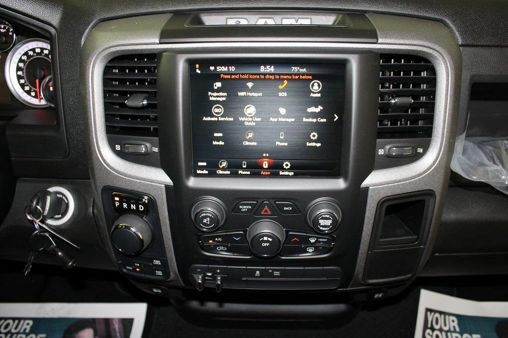 2021 Ram 1500 Classic Regular Cab 4x4, Pickup #M210909 - photo 16