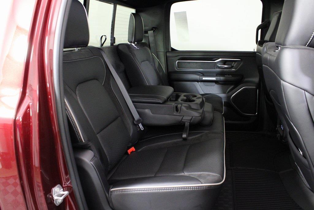 2021 Ram 1500 Crew Cab 4x4, Pickup #M210939 - photo 22