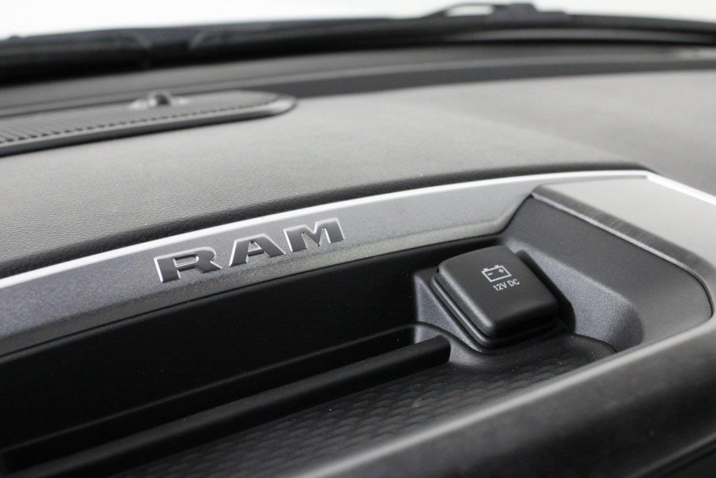 2021 Ram 1500 Quad Cab 4x4, Pickup #M210978 - photo 17