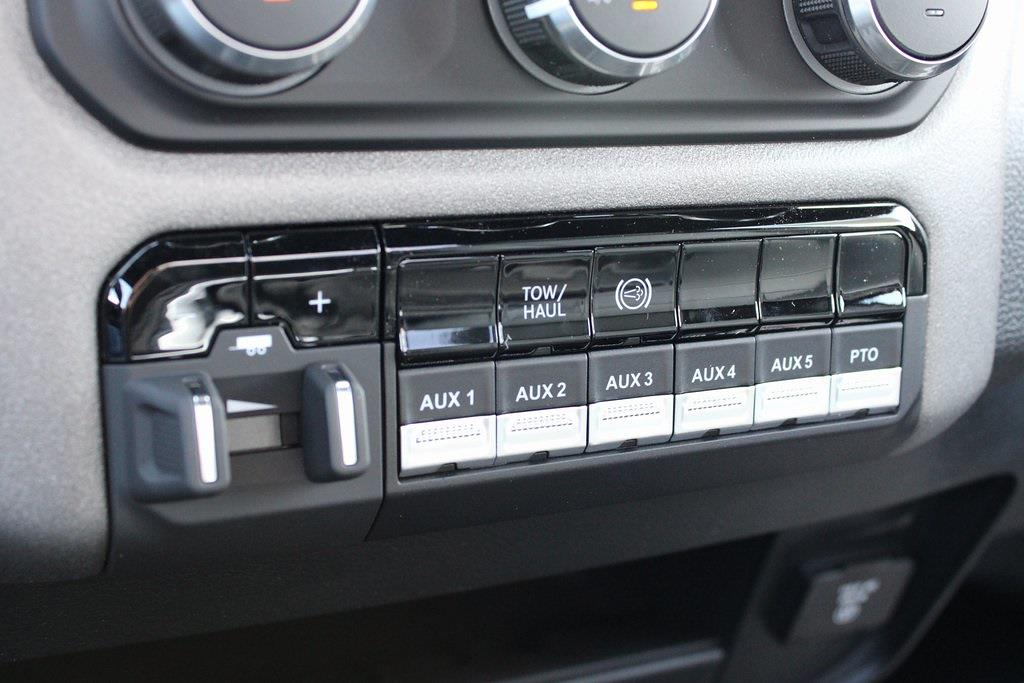 2021 Ram 5500 Regular Cab DRW 4x4,  Cab Chassis #M211062 - photo 16