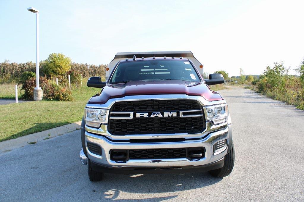 2021 Ram 5500 Regular Cab DRW 4x4,  Cab Chassis #M211062 - photo 8
