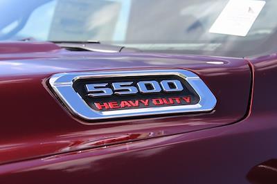 2021 Ram 5500 Regular Cab DRW 4x4,  Cab Chassis #M211062 - photo 25