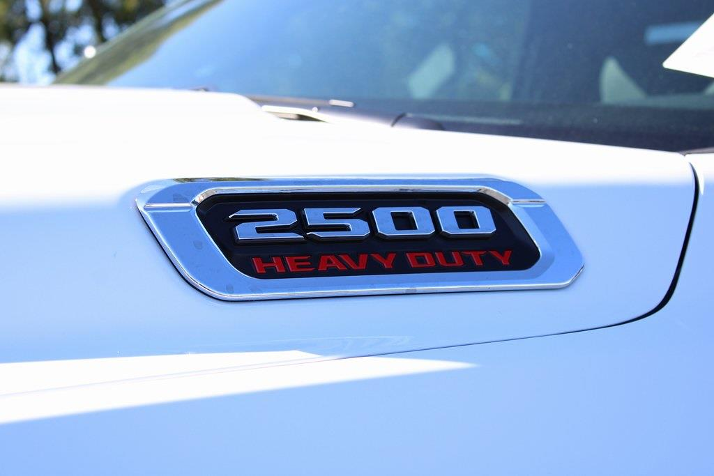 2021 Ram 2500 Regular Cab 4x4,  Knapheide Service Body #M211065 - photo 33