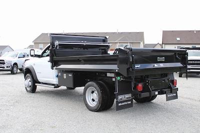 2021 Ram 4500 Regular Cab DRW 4x4,  Knapheide Drop Side Dump Body #M211100 - photo 2