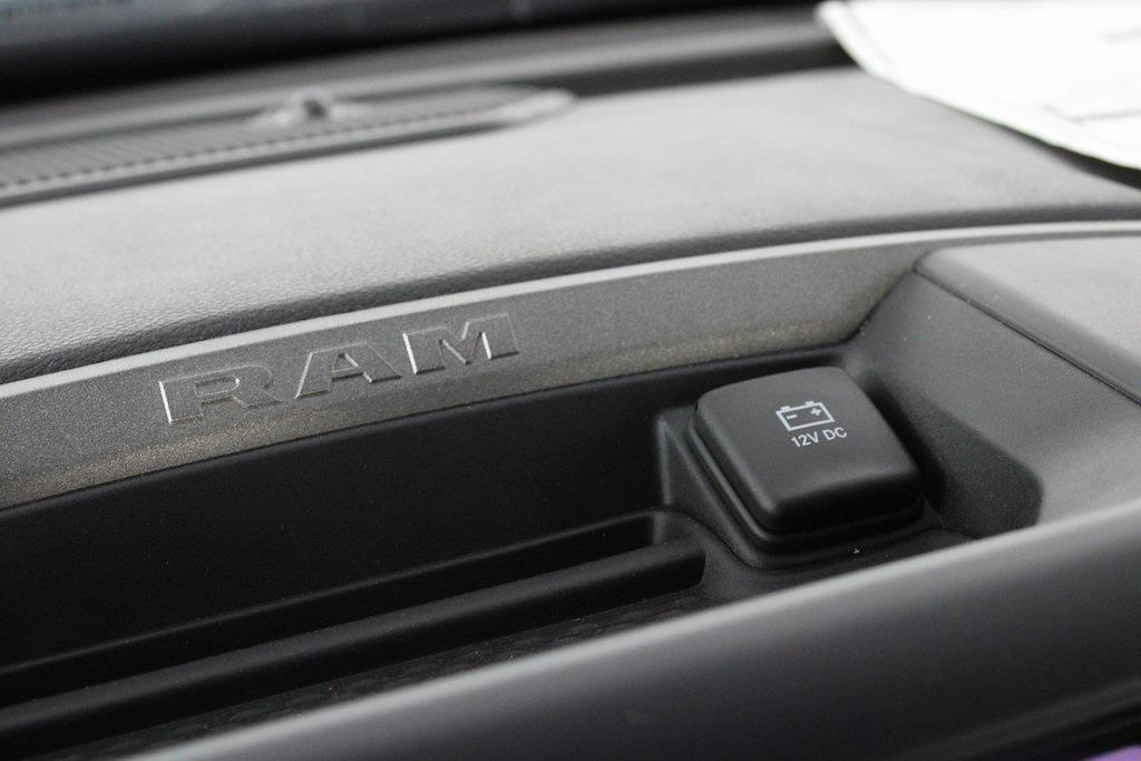 2021 Ram 2500 Regular Cab 4x4,  Knapheide Steel Service Body #M211125 - photo 20