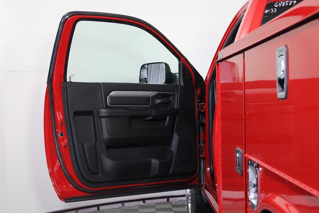 2021 Ram 2500 Regular Cab 4x4,  Knapheide Steel Service Body #M211128 - photo 26