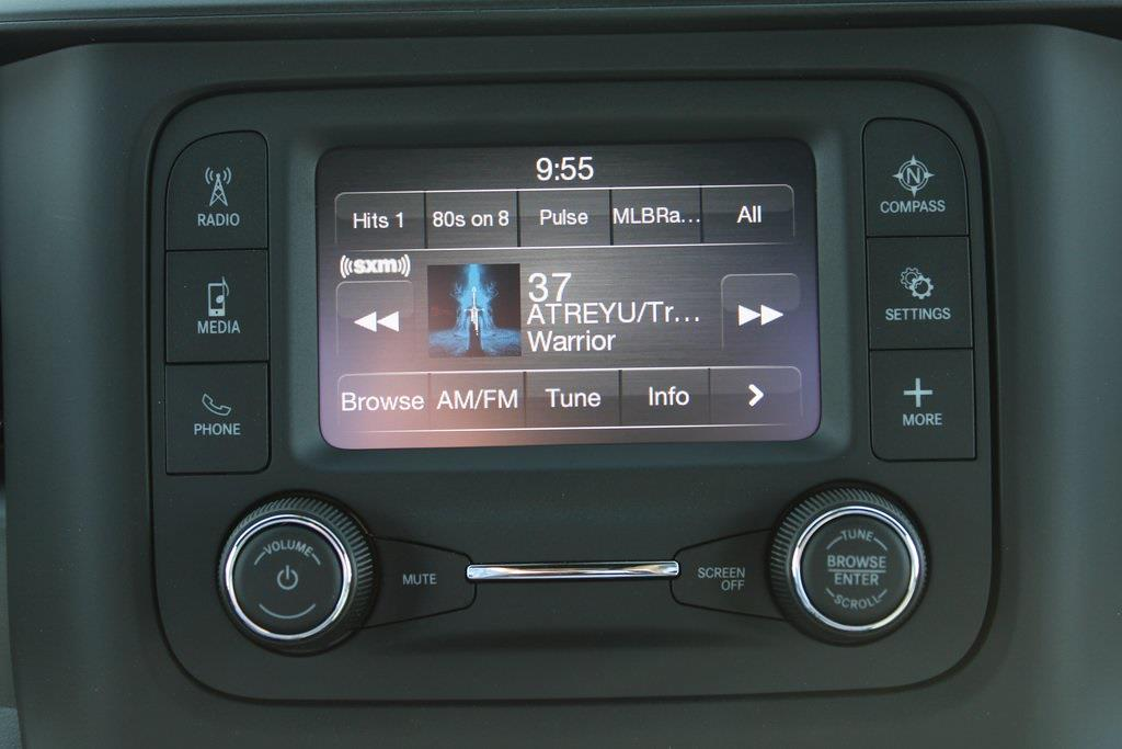 2021 Ram 4500 Regular Cab DRW 4x4,  Platform Body #M211151 - photo 15