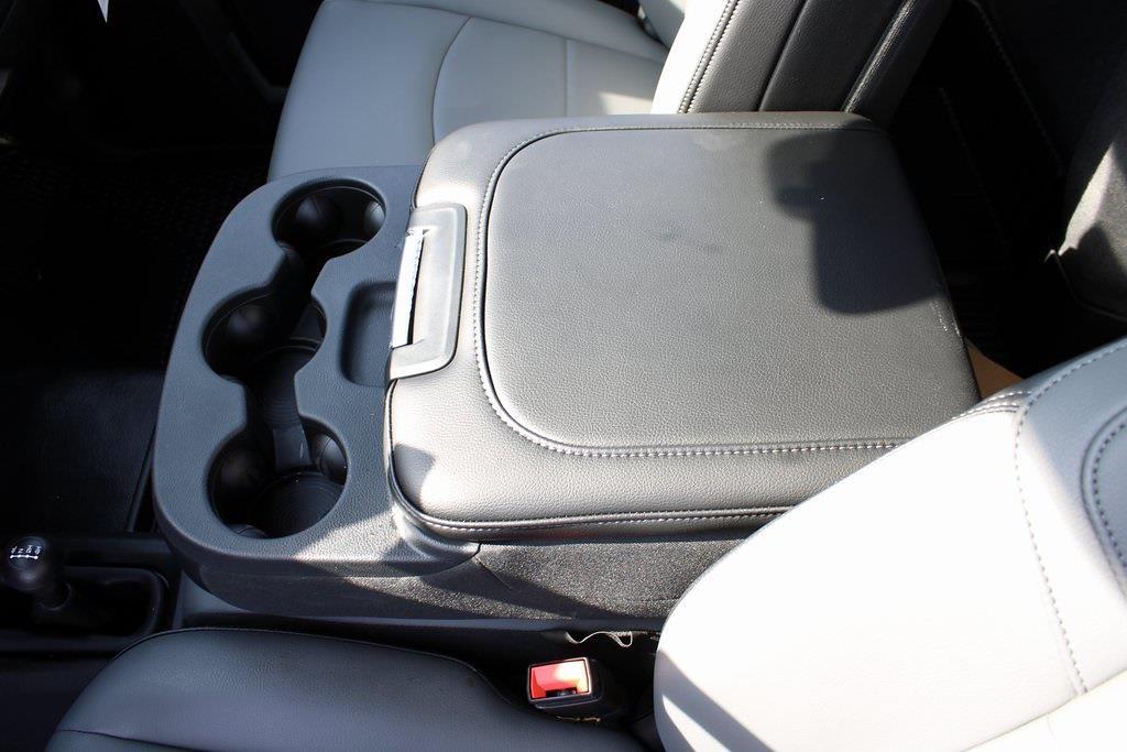2021 Ram 4500 Regular Cab DRW 4x4,  Platform Body #M211151 - photo 20