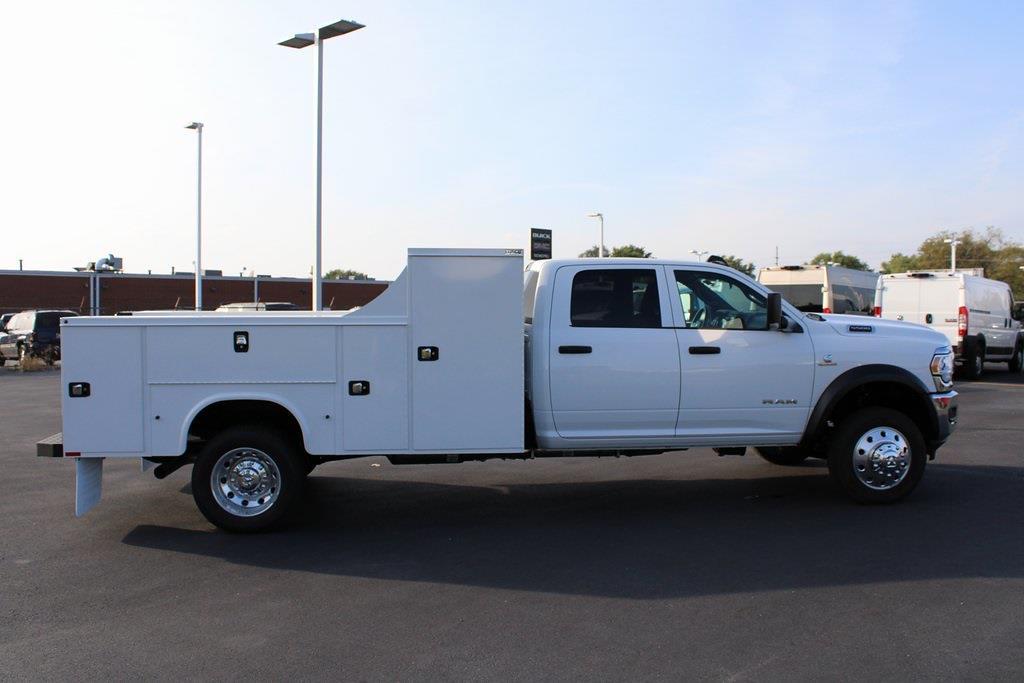 2021 Ram 5500 Crew Cab DRW 4x4,  Cab Chassis #M212010 - photo 6