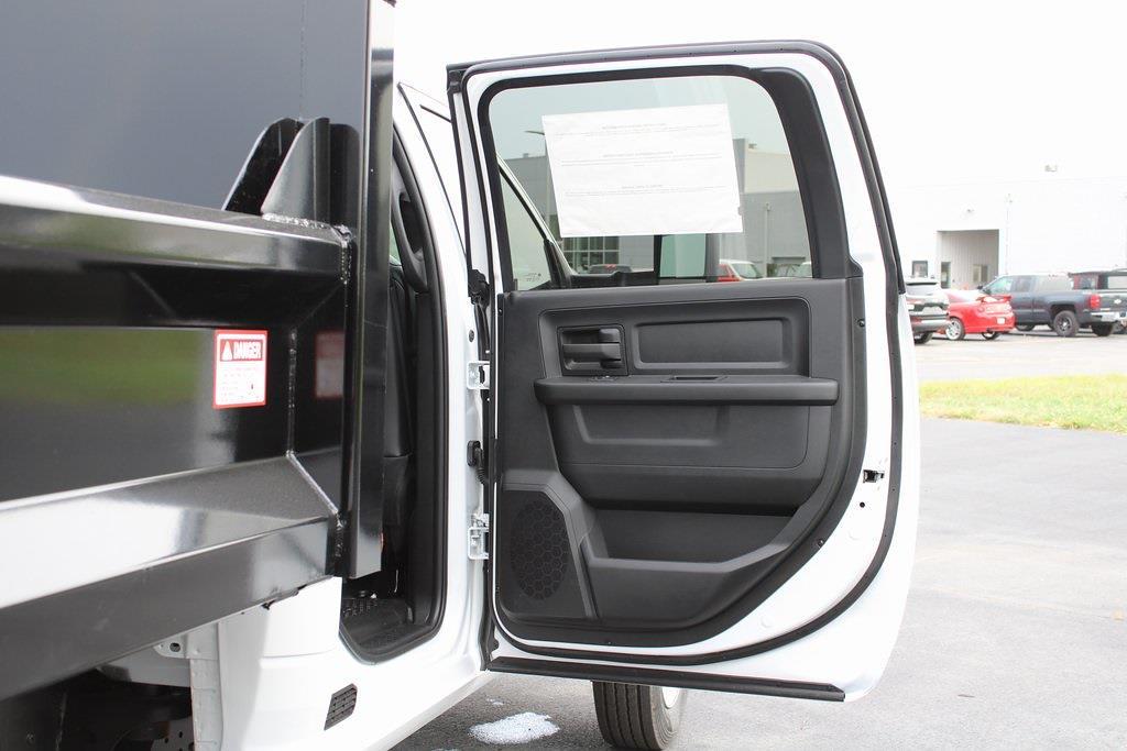 2021 Ram 5500 Crew Cab DRW 4x4,  Dump Body #M212024 - photo 33
