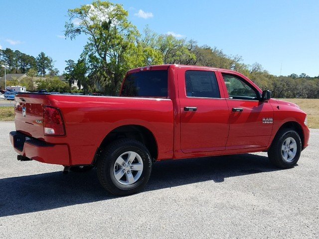 2017 Ram 1500 Crew Cab 4x4,  Pickup #L39 - photo 2