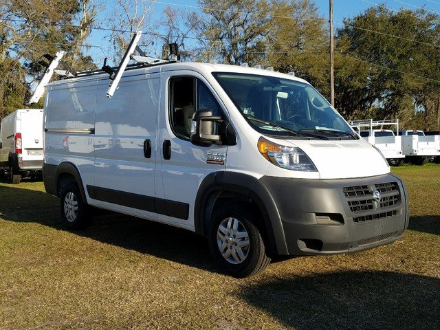 2018 ProMaster 1500 Standard Roof FWD,  Adrian Steel Upfitted Cargo Van #R117273 - photo 7