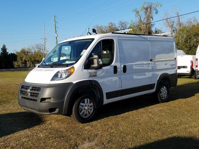 2018 ProMaster 1500 Standard Roof FWD,  Adrian Steel Upfitted Cargo Van #R117273 - photo 8