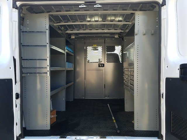 2018 ProMaster 1500 Standard Roof FWD,  Adrian Steel Upfitted Cargo Van #R117273 - photo 2