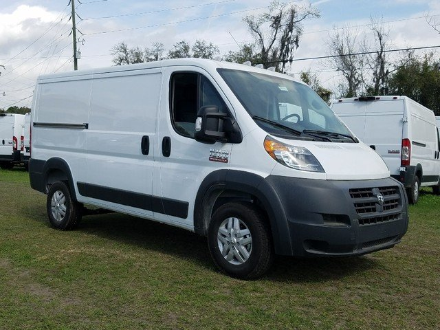 2018 ProMaster 1500 Standard Roof 4x2,  Empty Cargo Van #R117274 - photo 3