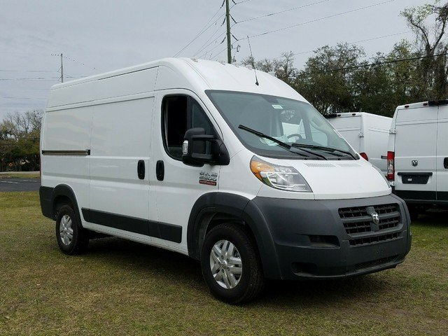 2018 ProMaster 2500 High Roof FWD,  Empty Cargo Van #R117465 - photo 3