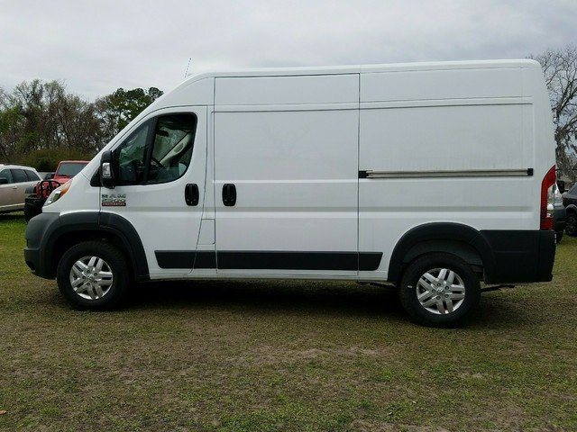2018 ProMaster 2500 High Roof FWD,  Empty Cargo Van #R117465 - photo 4