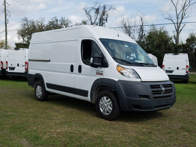2018 ProMaster 2500 High Roof FWD,  Empty Cargo Van #R117466 - photo 3