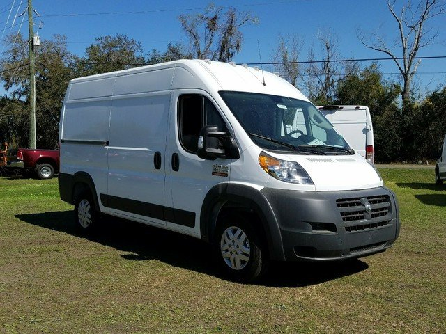 2018 ProMaster 2500 High Roof FWD,  Empty Cargo Van #R117471 - photo 3