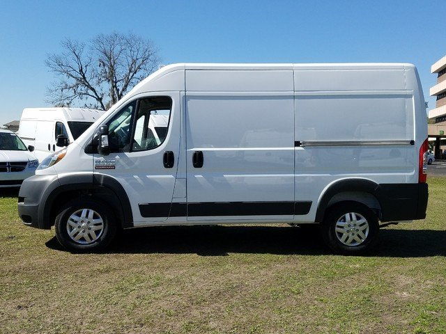 2018 ProMaster 2500 High Roof FWD,  Empty Cargo Van #R117471 - photo 4