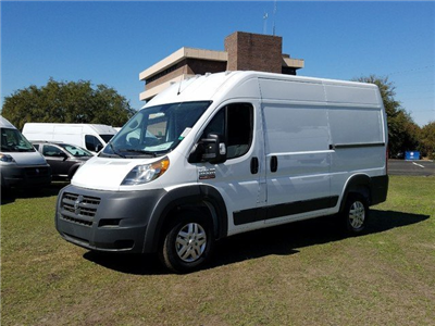 2018 ProMaster 2500 High Roof, Cargo Van #R117471 - photo 1