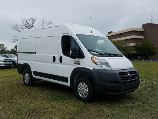 2018 ProMaster 2500 High Roof FWD,  Empty Cargo Van #R117472 - photo 3