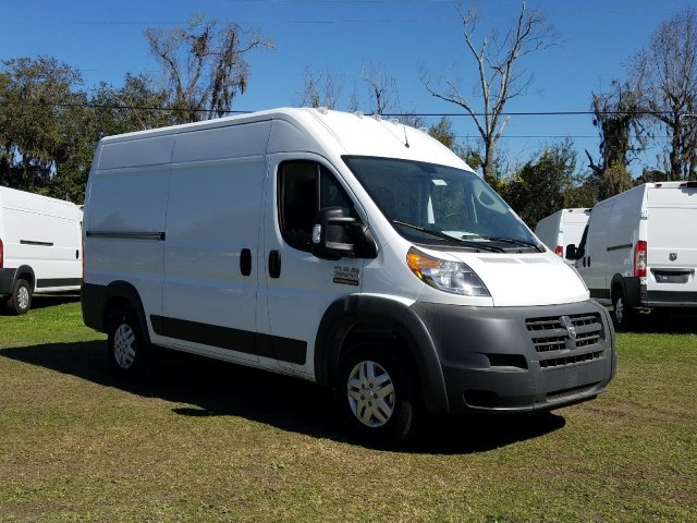 2018 ProMaster 2500 High Roof FWD,  Empty Cargo Van #R117473 - photo 3