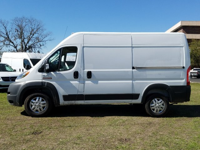 2018 ProMaster 2500 High Roof FWD,  Empty Cargo Van #R117473 - photo 4
