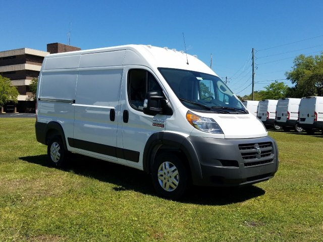 2018 ProMaster 2500 High Roof FWD,  Upfitted Cargo Van #R117474 - photo 3