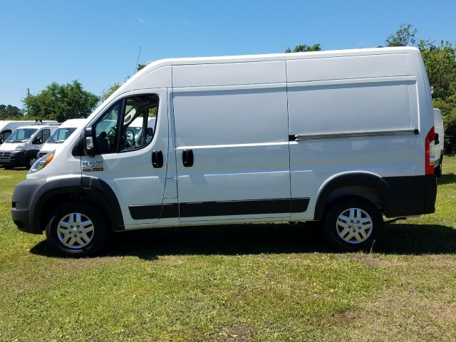 2018 ProMaster 2500 High Roof FWD,  Upfitted Cargo Van #R117474 - photo 4