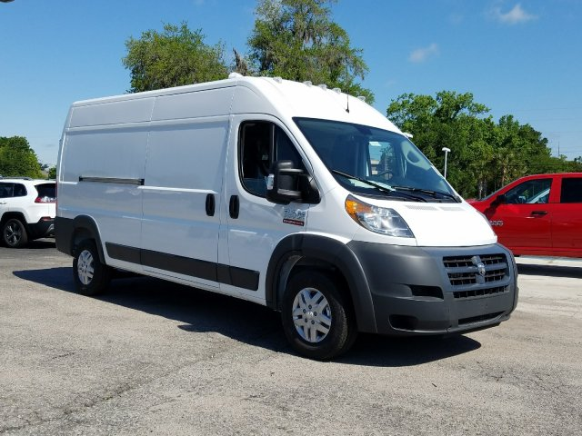 2018 ProMaster 2500 High Roof FWD,  Empty Cargo Van #R117477 - photo 3