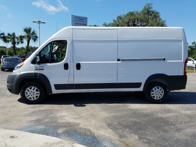 2018 ProMaster 2500 High Roof FWD,  Empty Cargo Van #R117477 - photo 4