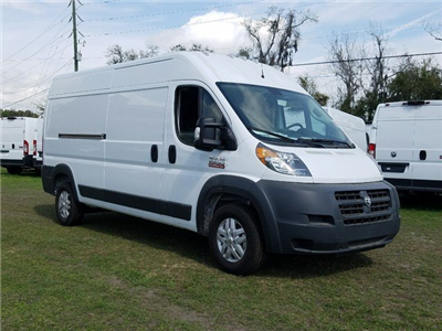 2018 ProMaster 2500 High Roof FWD,  Empty Cargo Van #R117478 - photo 3