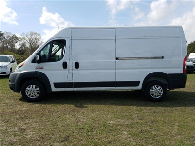 2018 ProMaster 2500 High Roof FWD,  Empty Cargo Van #R117478 - photo 4