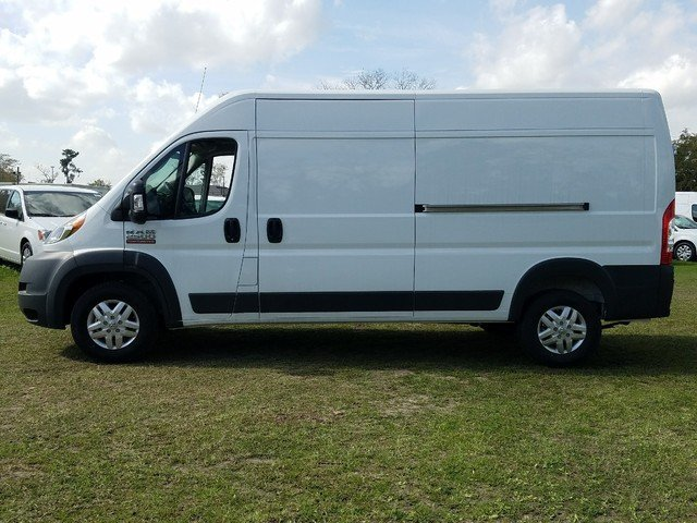 2018 ProMaster 2500 High Roof FWD,  Empty Cargo Van #R117479 - photo 4