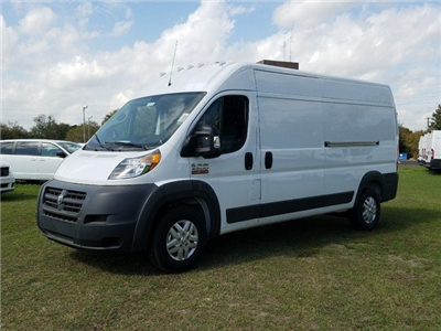 2018 ProMaster 2500 High Roof FWD,  Empty Cargo Van #R117479 - photo 1