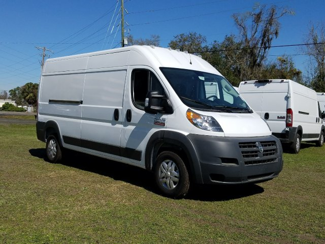 2018 ProMaster 2500 High Roof, Cargo Van #R117480 - photo 3