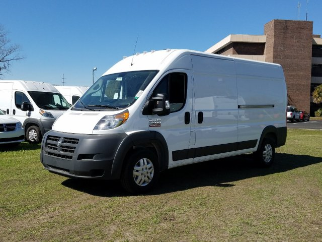 2018 ProMaster 2500 High Roof FWD,  Empty Cargo Van #R117480 - photo 1