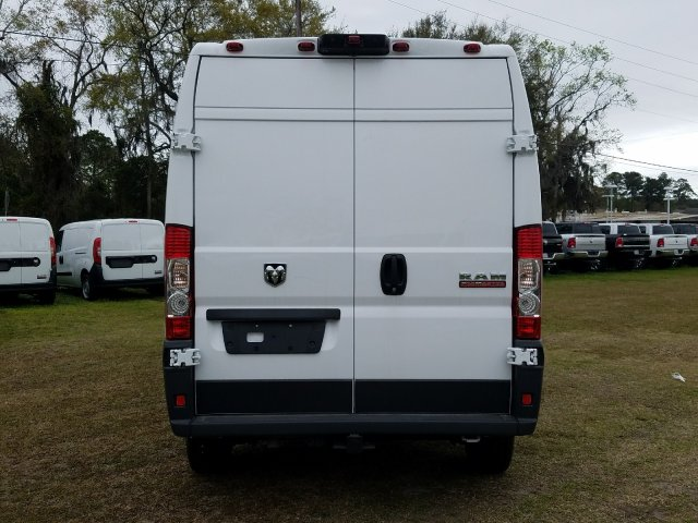 2018 ProMaster 2500 High Roof FWD,  Empty Cargo Van #R117481 - photo 7