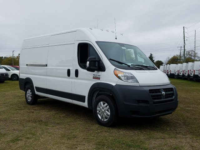 2018 ProMaster 2500 High Roof FWD,  Empty Cargo Van #R117481 - photo 3