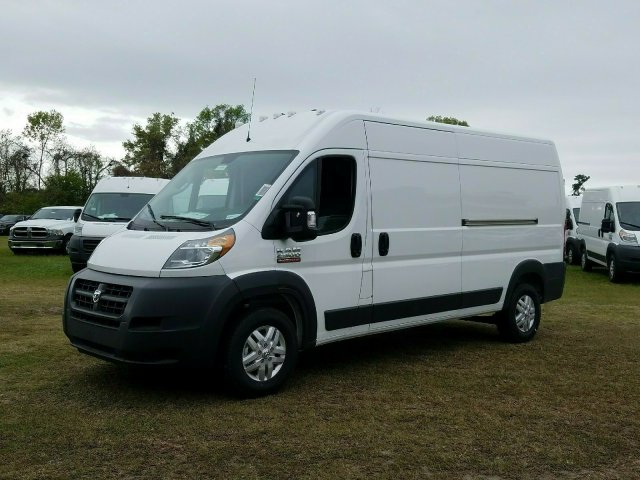 2018 ProMaster 2500 High Roof FWD,  Empty Cargo Van #R117481 - photo 1
