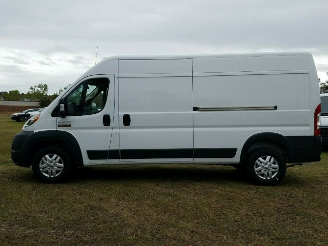 2018 ProMaster 2500 High Roof FWD,  Empty Cargo Van #R117481 - photo 4