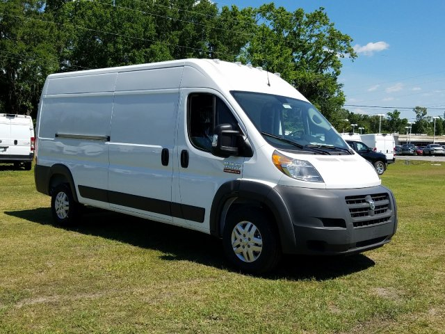 2018 ProMaster 3500 High Roof FWD,  Empty Cargo Van #R118171 - photo 3