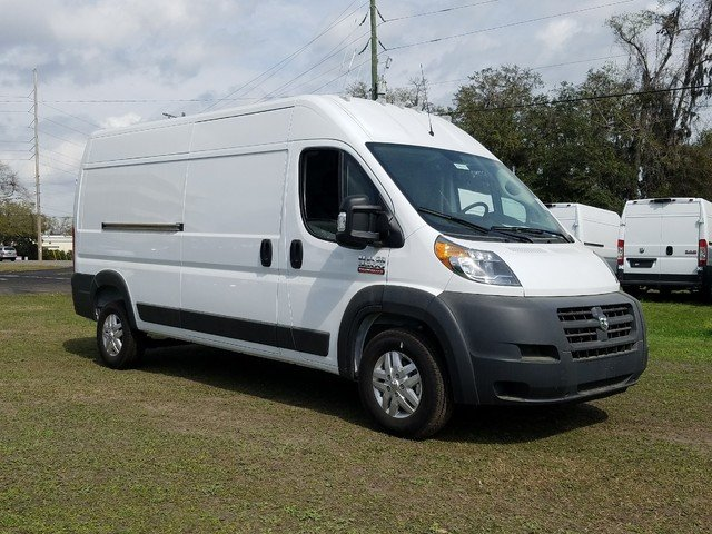2018 ProMaster 3500 High Roof, Cargo Van #R118173 - photo 3