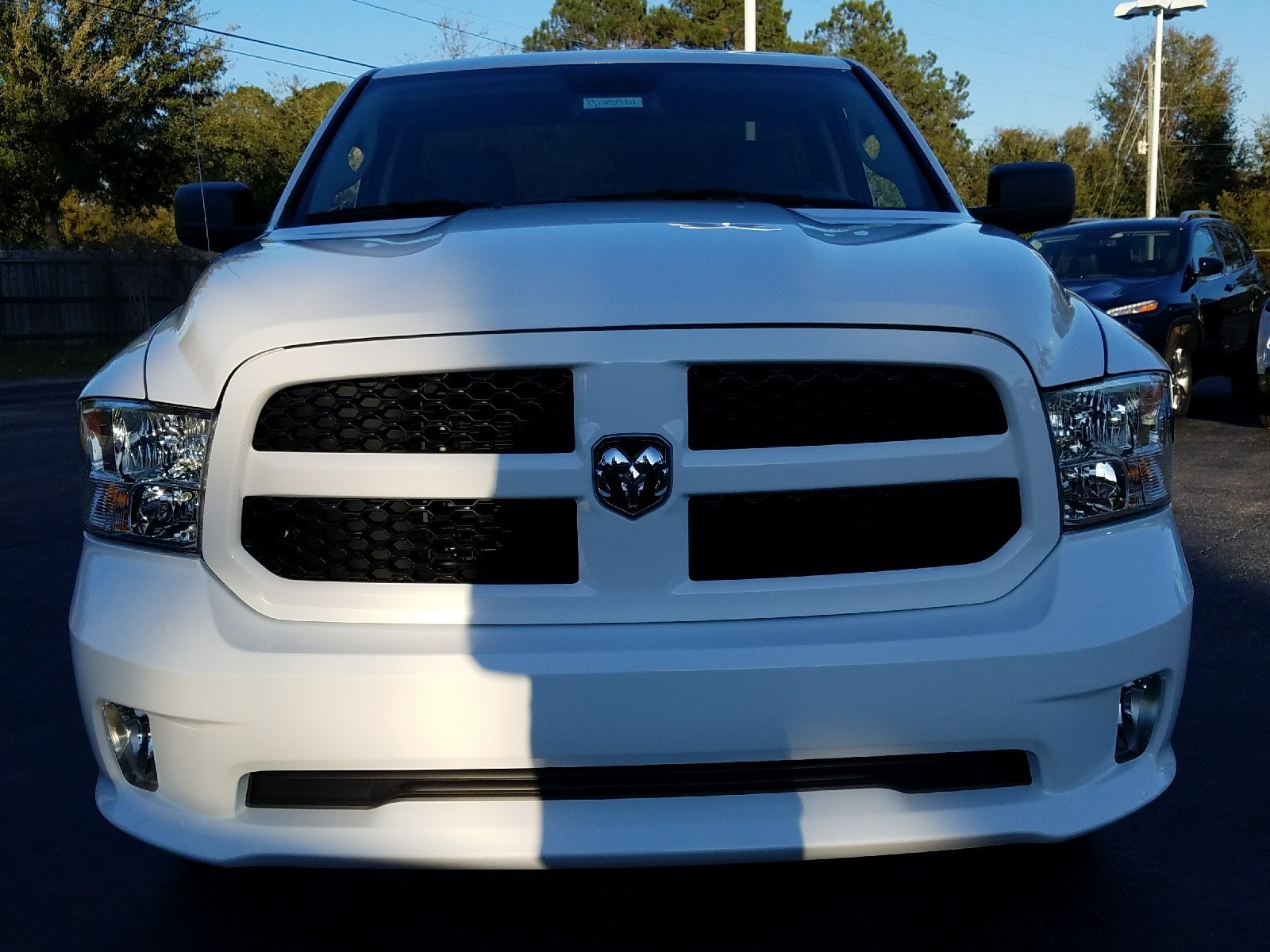 2018 Ram 1500 Regular Cab, Pickup #R145901 - photo 4