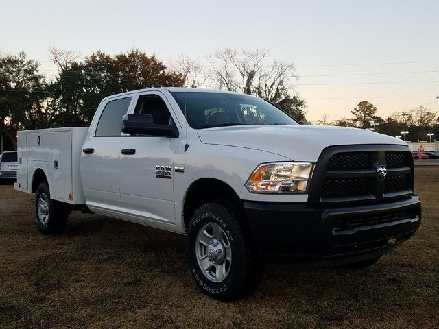 2018 Ram 2500 Crew Cab 4x4, Warner Service Body #R166133 - photo 3