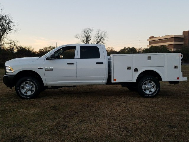 2018 Ram 2500 Crew Cab 4x4, Warner Service Body #R166133 - photo 2